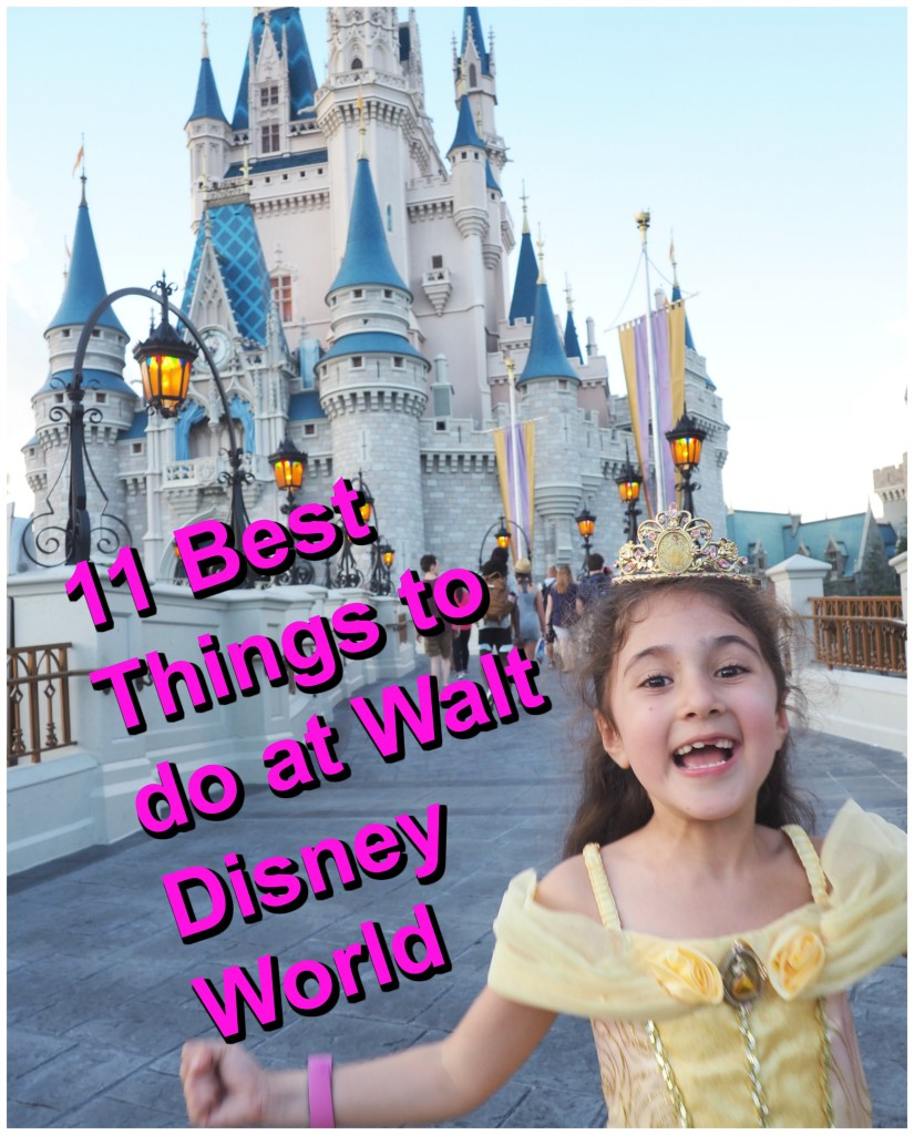 11 Best Things to do at Disney World - Globetrotting Mommy