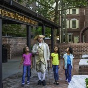 Globetrotting Mommy: Philadelphia Celebrates Ben Franklin's 308th Birthday. Photo credit: R. Kennedy for Visit Philadelphia™