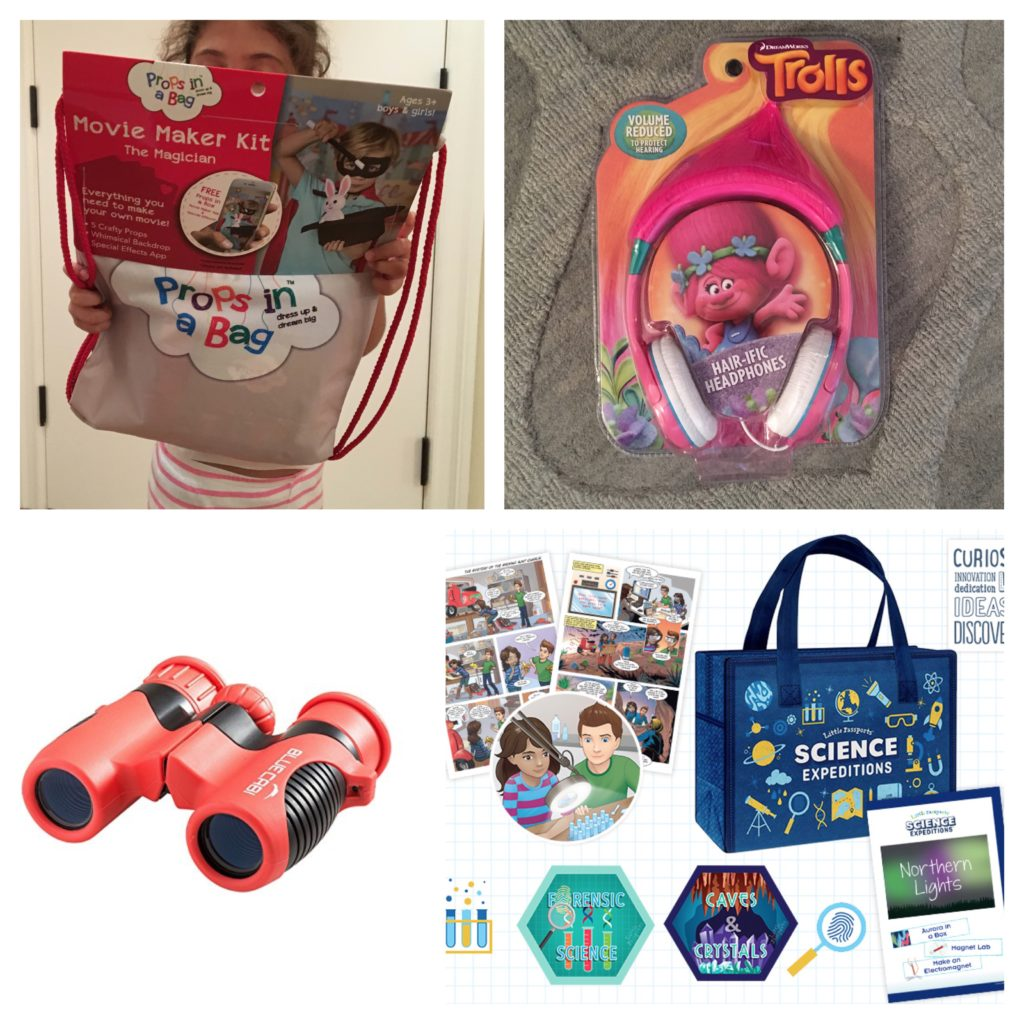 2016 Holiday Gift Guide - Affordable Gifts for Kids who Travel - Under $30