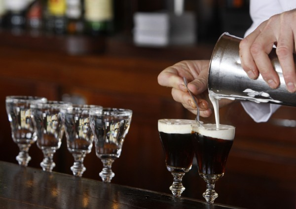 Irish Coffee, St. Patrick's Day, San Francisco, Buena Vista