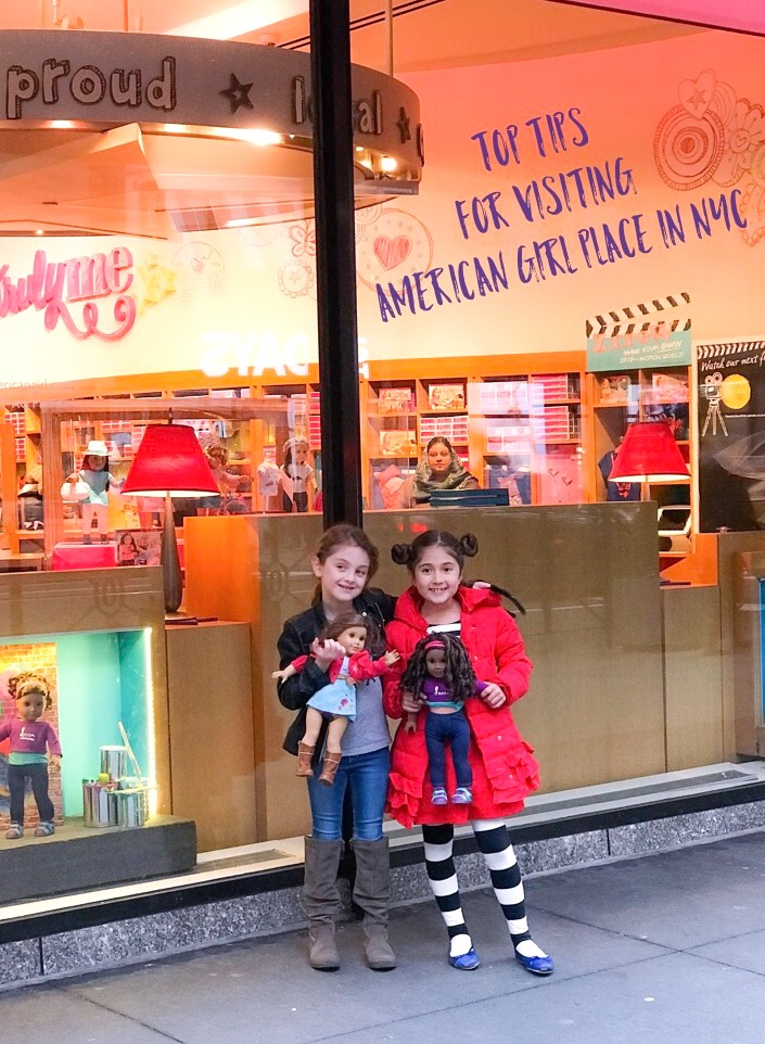 Top Tips for Visiting American Girl Place in NYC