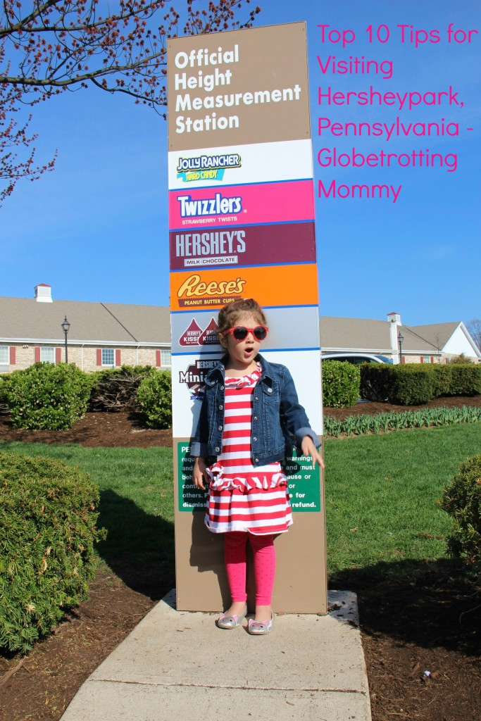 Tips for Visiting HersheyPark, Top 10 Hershey Park Tips, Family Travel, Hershey Park, Pennsylvania, Amusement Parks, Hershey Park with Kids