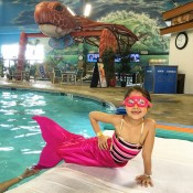 Top 10 Things to do at Kalahari Resorts, Poconos, PA. Learn to swim like a mermaid at Kalahari Resorts, Poconos, PA