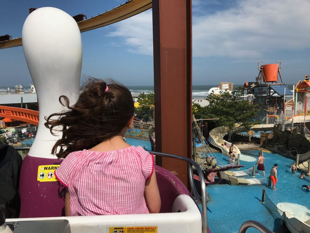 We loved all the family friendly rides at Morey's Piers. Top 10 Tips for Visiting Morey's Piers in Wildwood, New Jersey