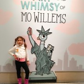 The Art and Whimsy of Mo Willems at the New-York Historical Society, NYC, Museum, Mo Williams, Kids Exhibit