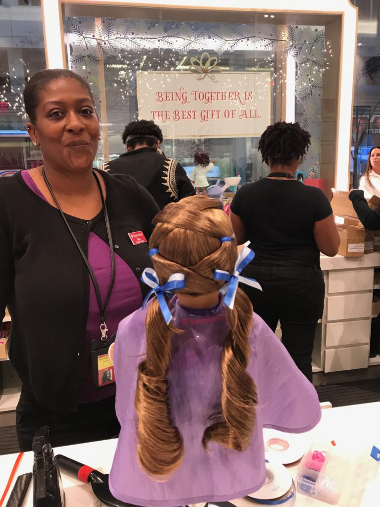 Five Cool Things To Check Out At Nycs New American Girl Place
