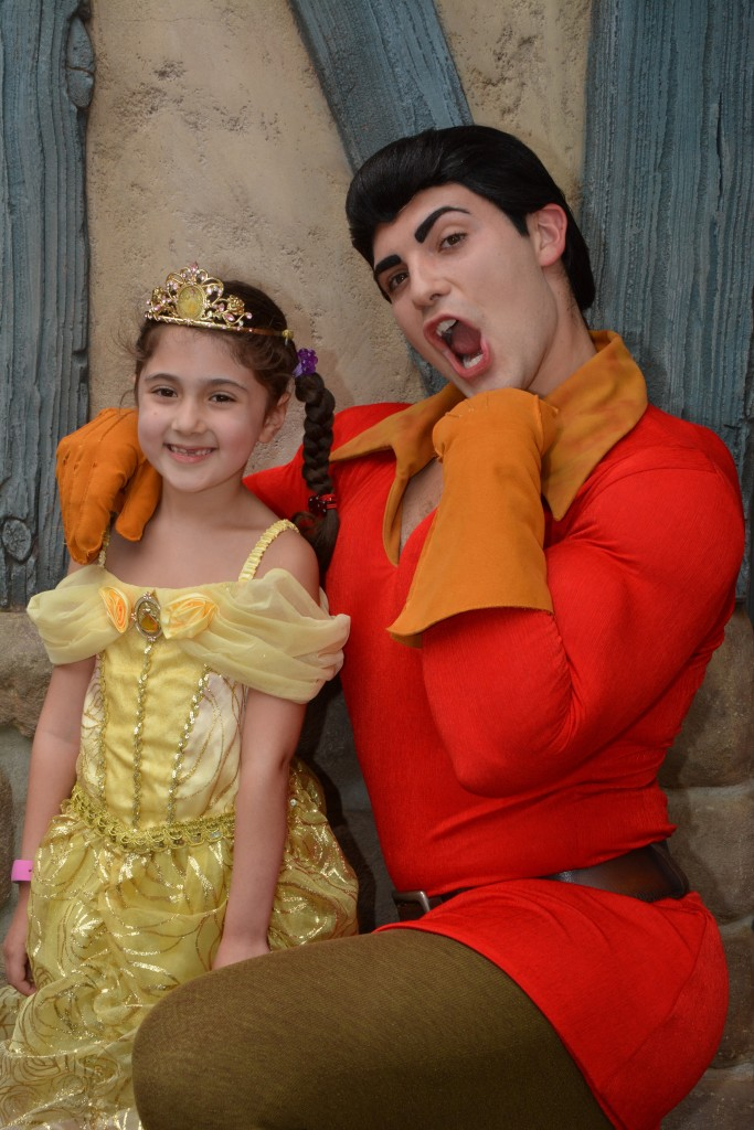 11 Best Things to do at Disney World. Visiting with Gaston in front of his Tavern. Gaston, Orlando, Disney Tips, Disney with kids
