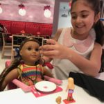 Five Cool Things to Check Out at NYC's New American Girl Place, tips for american girl cafe