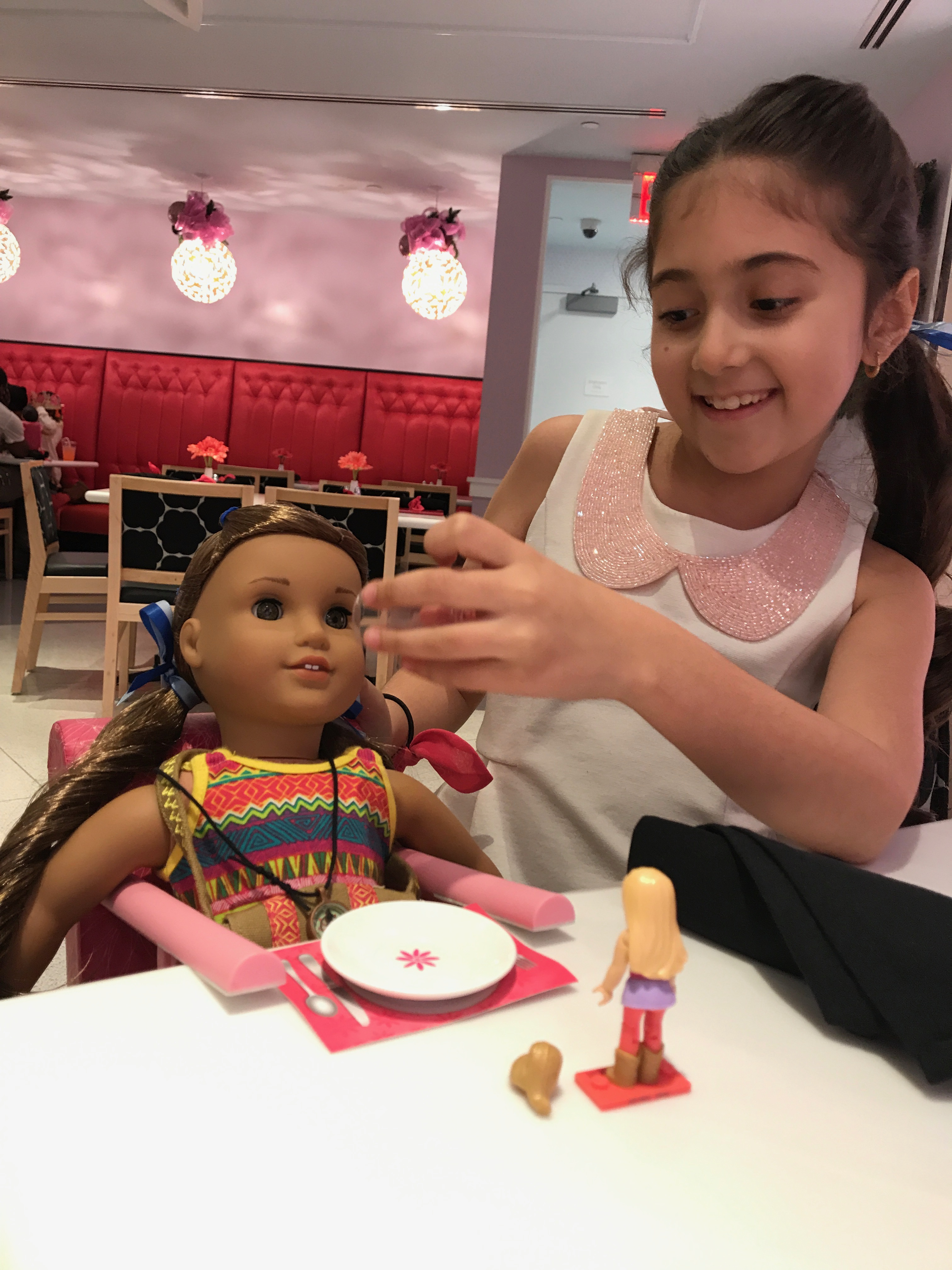 Five Cool Things To Check Out At Nyc S New American Girl