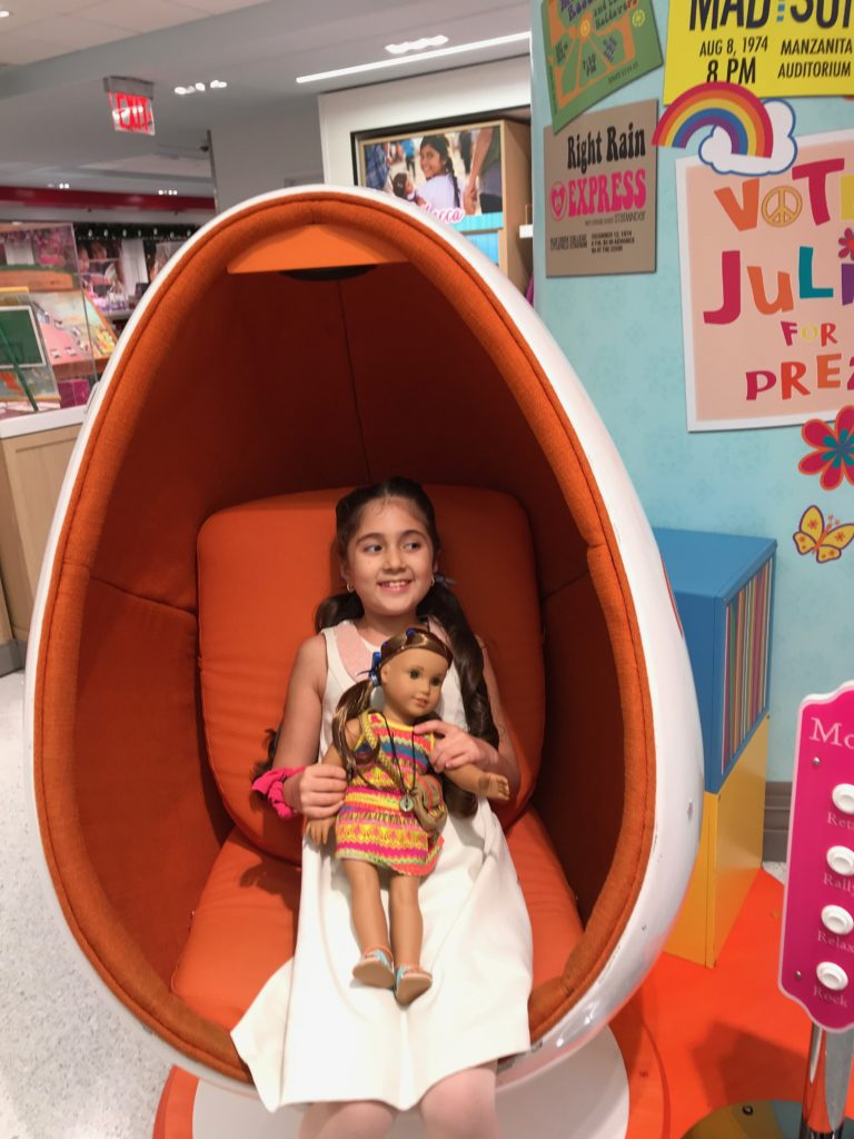 Five Cool Things to Check Out at NYC's New American Girl Place