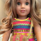 Spotlight on Brazil: Meet Lea, the 2016 American Girl Doll of the Year