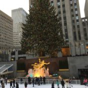 Rockefeller Center is one of the Top 10 New York City Holiday Activities for Families