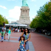 Best Family Vacations in the Northeast - The Statue of Liberty