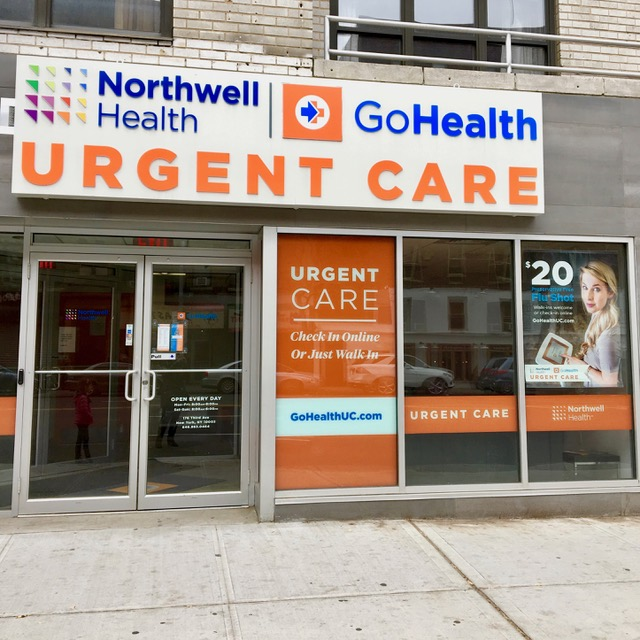 Northwell Health-GoHealth Urgent Care centers allow patients to check-in online or just walk in 365 days a year.