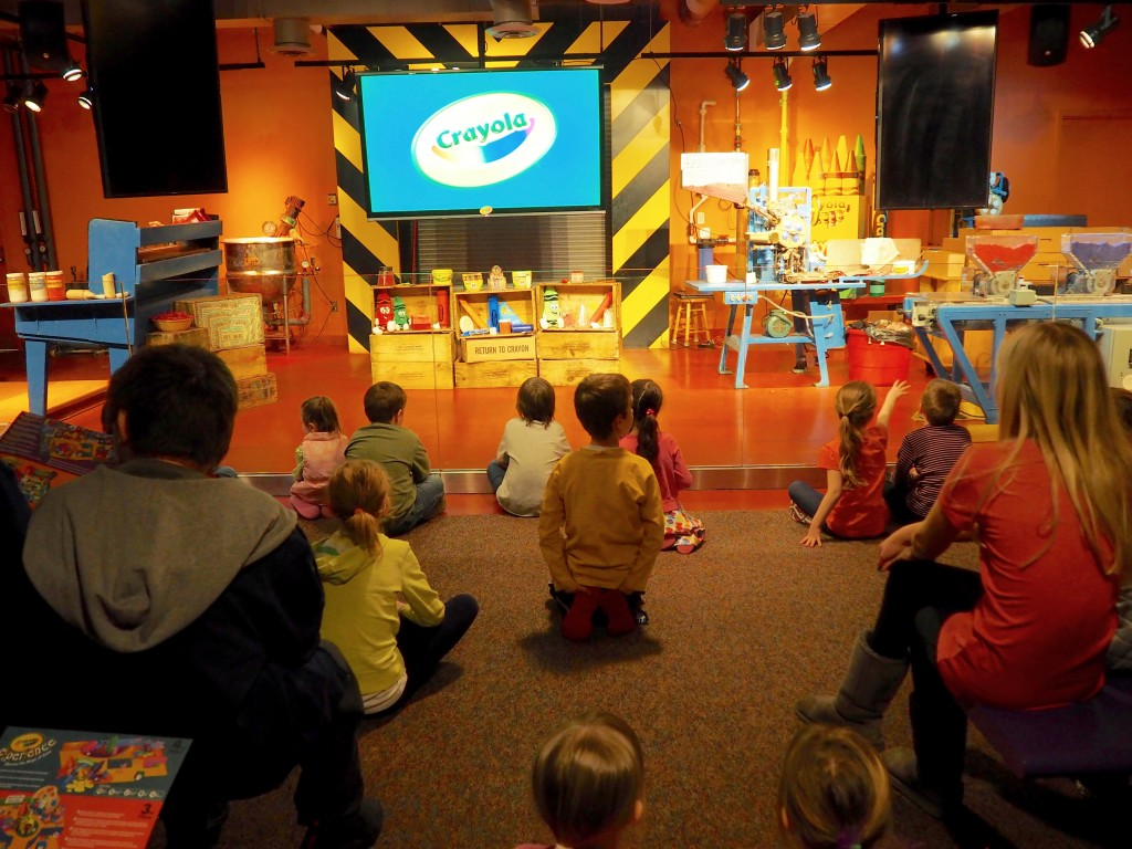 top 10 things to do at crayola experience and ticket discount