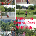 Exploring Central Park With Kids, NYC, Family Travel, Globetrotting Mommy