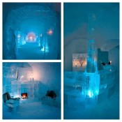 Frozen, Vacation, Anna and Elsa, Ice Hotel, Sorrisniva Igloo Hotel, Norway