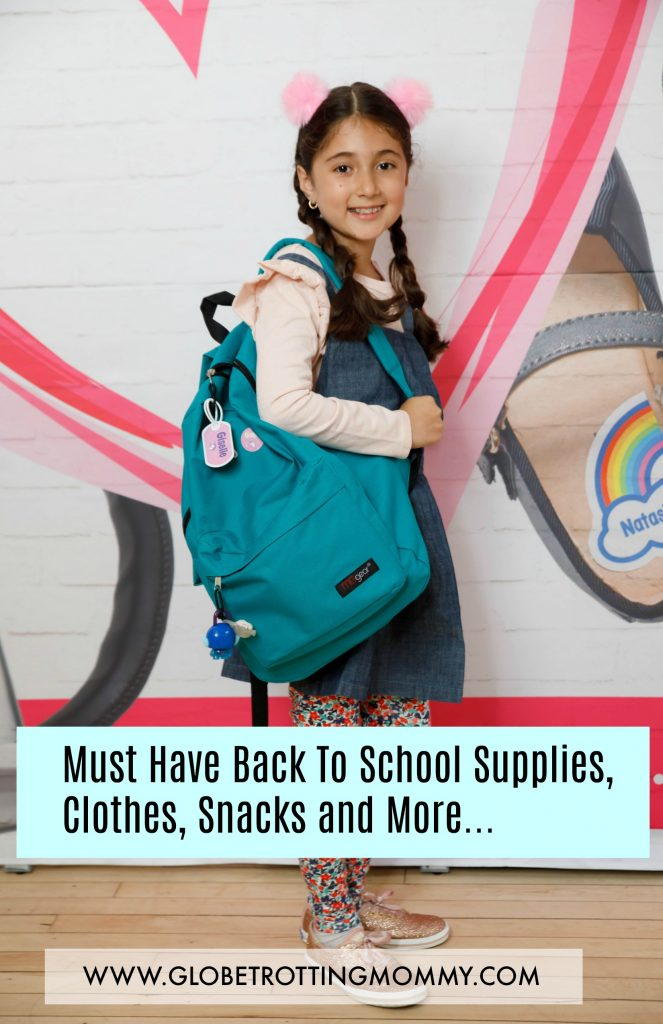 Must Have Back To School Supplies, Clothes, Snacks and More...