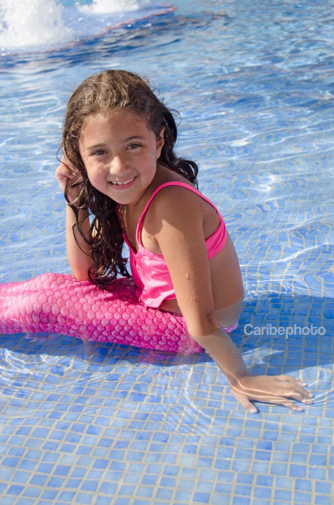 Fin Fun Mermaid Tails for Globetrotting Girls (Photo credit: Caribephoto)