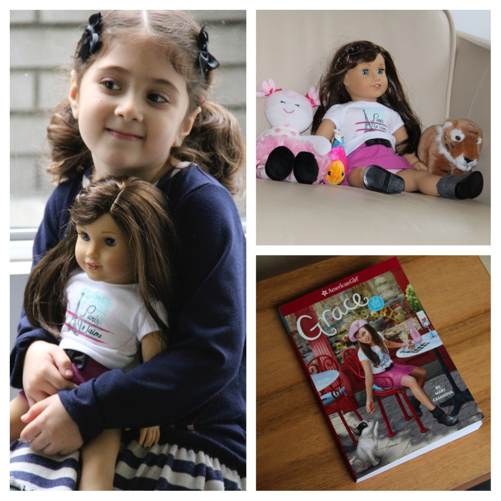 American Girl, Doll, Grace, 2015 Girl of the Year, France, Toys, Kids, Girls, Baking