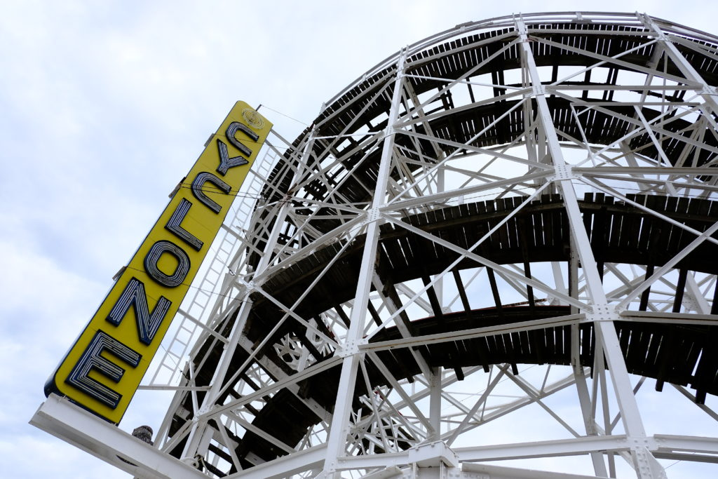 10 Things to do on Coney Island. Ride the iconic Cyclone roller coaster.