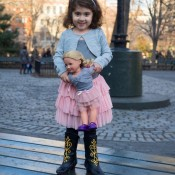 Globetrotting Mommy, Photography tips, Our Generation Doll, NYC, Travel, Doll & Me Matching Outfits