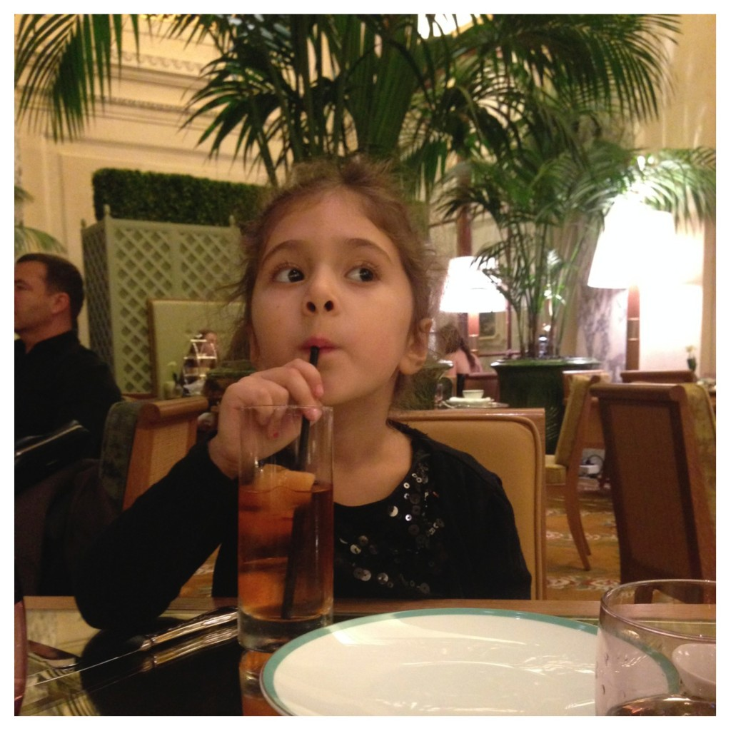 NYC, Afternoon Tea, The Plaza Hotel, Eloise,