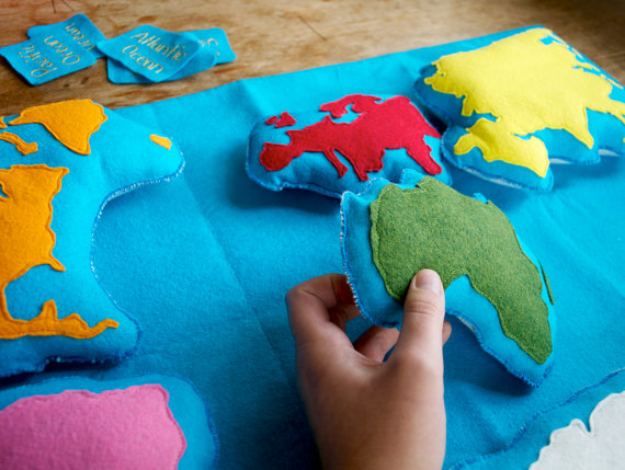 Globetrotting Mommy - Best puzzles for kids