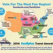 Family Fun Magazine, Travel Awards, Family Travel, Travel, Globetrotting Mommy,