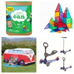 2014 Holiday Gift Guide, Best Holiday Toys, Toys for Little Kids, Magnatile, Creativity Can, Scooters