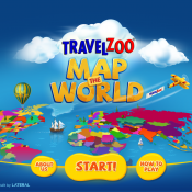 Globetrotting Mommy - Travelzoo's Map the World iPad app review