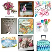 Mother's Day Gift Guide, Globetrotting Mommy, Gifts for Moms, Mother's Day, Gift guide