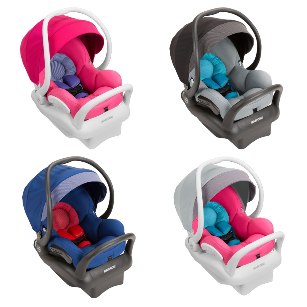 Traveling with Tots: Customize Your Car Seat With Maxi-Cosi ...