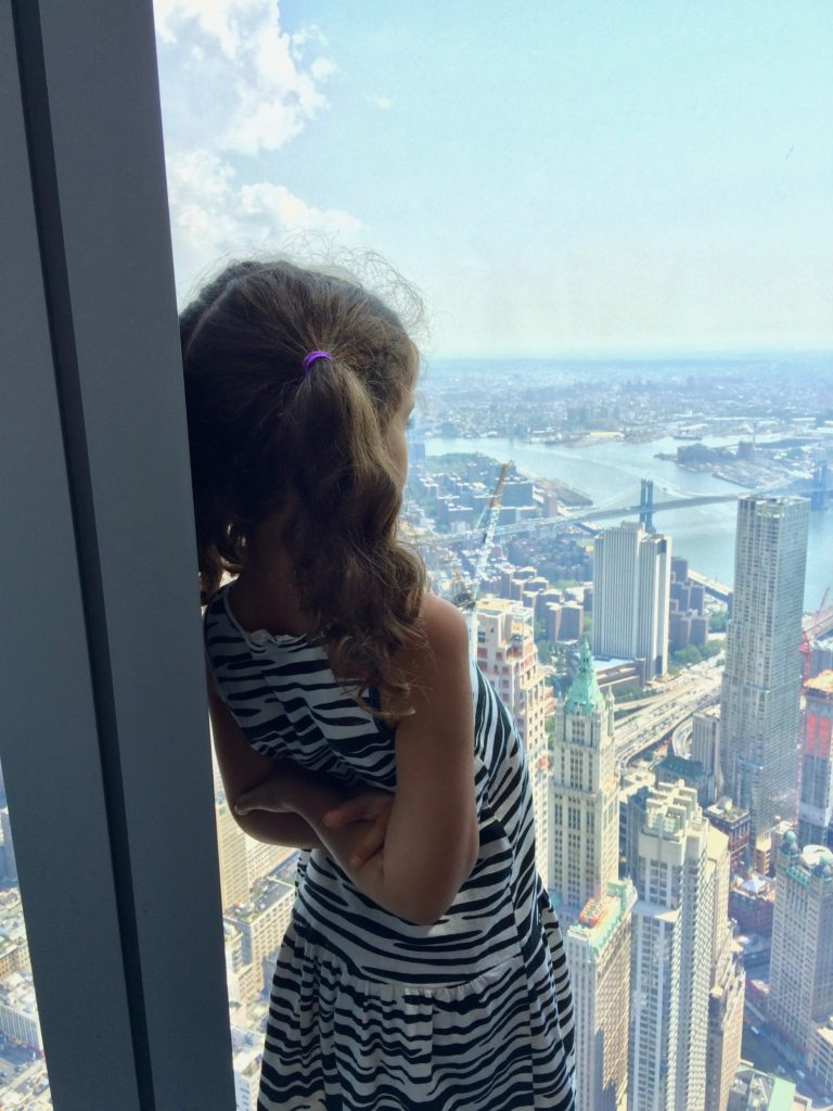 Top 5 Tips for Visiting One World Trade Center, One World Observatory, Freedom Tower, Globetrotting Mommy