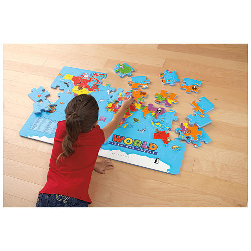 Globetrotting Mommy - Puzzles for kids