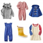 Globetrotting Mommy - Paddington Bear Collection at Baby Gap