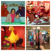 Sesame Street, Exhibit, New York Public Library, Lincoln Center, New York City, Somebody Come and Play