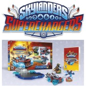Skylanders, SuperChargers, Starter Pack, Games, Kids, Vehicles, Toys, Travel