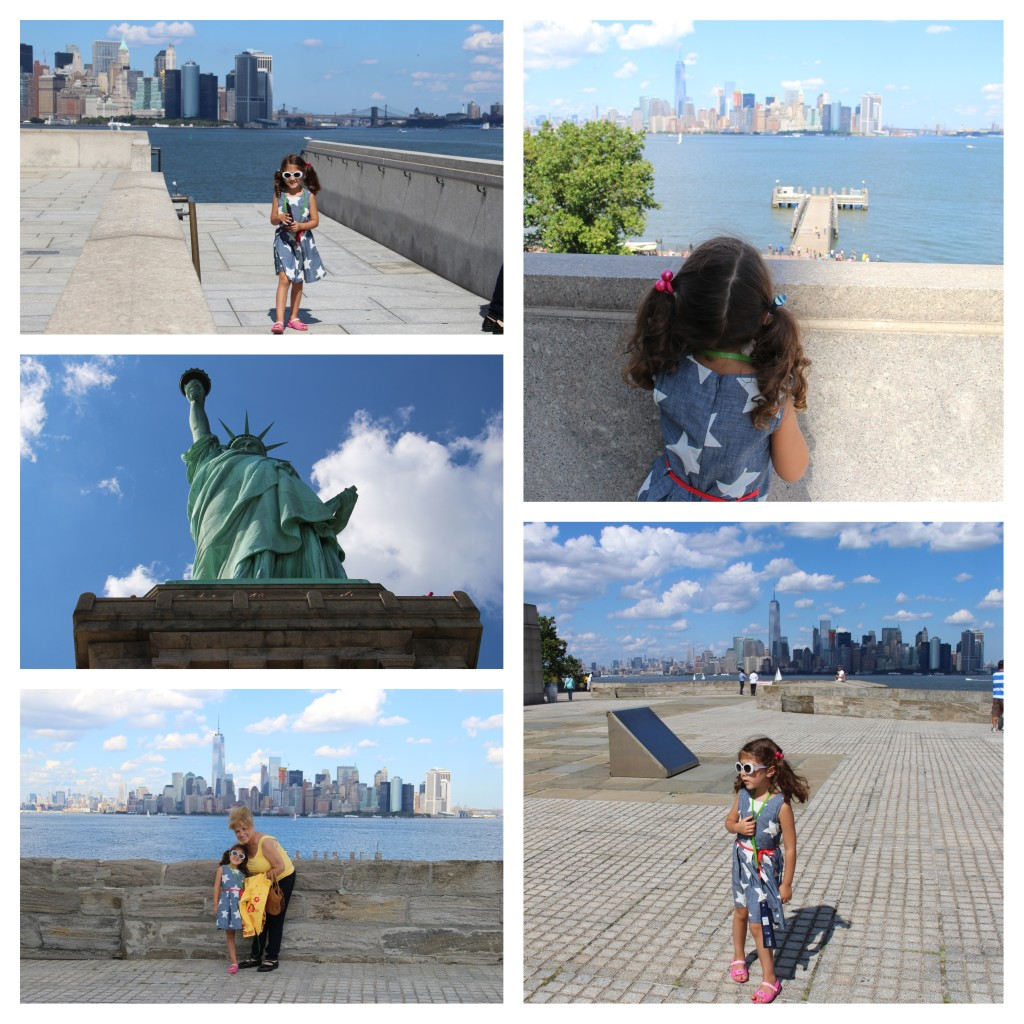 Top 5 Tips for Visiting The Statue of Liberty. Pedestal tickets offer amazing NYC views.
