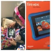 back to school, tablets, leap pad, fire hd6 kids edition, kids, travel, accessories