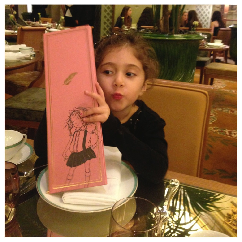 NYC, Afternoon Tea, The Plaza Hotel, Eloise, NYC with Kids