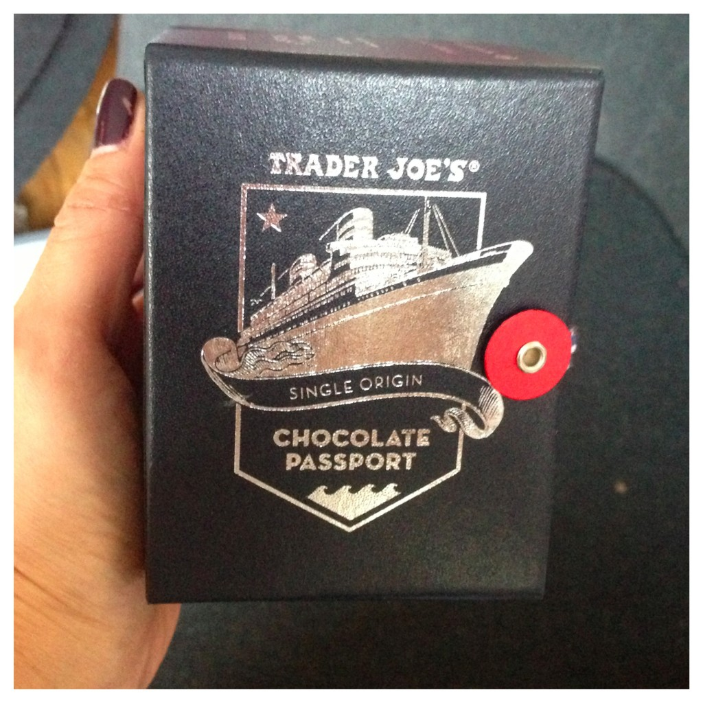 Globetrotting Mommy Fun Food Friday: Around the world with Trader Joe's Chocolate Passport