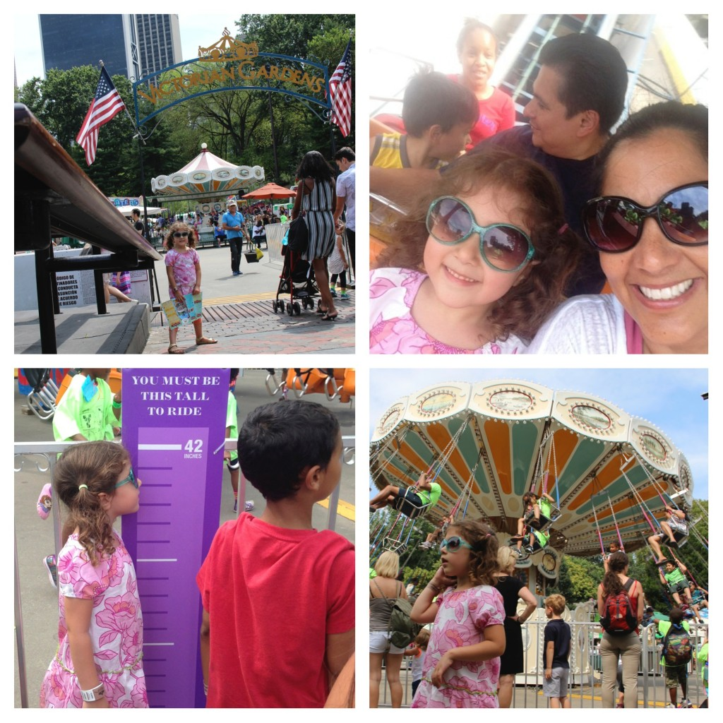 NYC, Victorian Gardens, Amusement Park, Central Park, New York With Kids,