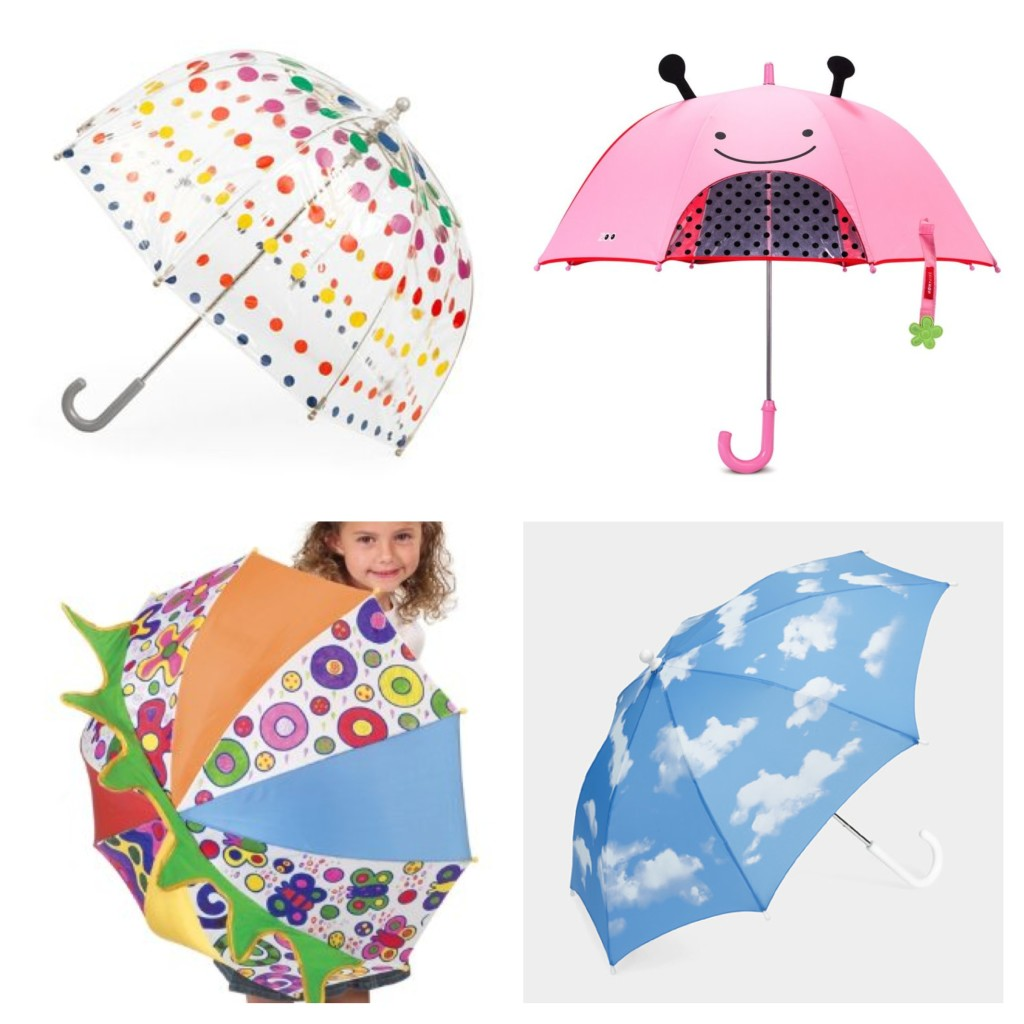 April Showers Bring May Flowers Best Umbrellas For Kids